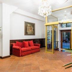 Отель Residence La Fenice Прага интерьер отеля фото 3