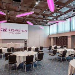 Отель Crowne Plaza Zürich Цюрих помещение для мероприятий фото 2