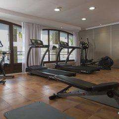 Отель ILUNION Calas De Conil Испания, Кониль-де-ла-Фронтера - отзывы, цены и фото номеров - забронировать отель ILUNION Calas De Conil онлайн фитнесс-зал фото 2