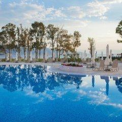 Отель TUI Family Life Kerkyra Golf Греция, Корфу - отзывы, цены и фото номеров - забронировать отель TUI Family Life Kerkyra Golf онлайн бассейн фото 2