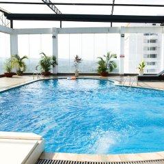 Hai Ba Trung Hotel and Spa бассейн фото 2