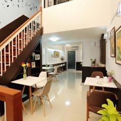 Отель Baan Namtarn Guest House Бангкок питание фото 2