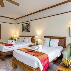 Отель Thara Patong Beach Resort & Spa Таиланд, Пхукет - 7 отзывов об отеле, цены и фото номеров - забронировать отель Thara Patong Beach Resort & Spa онлайн комната для гостей фото 4