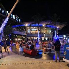 Отель Celes Beachfront Resort Самуи гостиничный бар