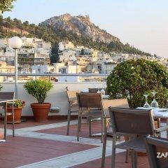 Athens Zafolia Hotel фото 4