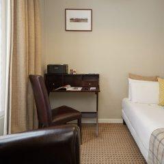 Hotel De Sevres комната для гостей