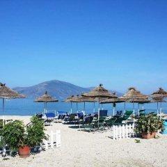 Hotel Nika Horizonti пляж