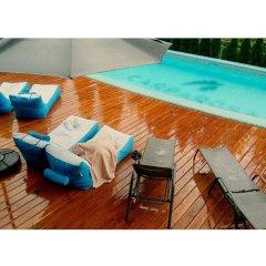 Carparosa Hotel бассейн