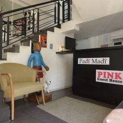 Отель Padi Madi Guest House Бангкок интерьер отеля фото 2