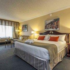 Отель Le Nouvel Hotel & Spa Канада, Монреаль - 1 отзыв об отеле, цены и фото номеров - забронировать отель Le Nouvel Hotel & Spa онлайн комната для гостей фото 5