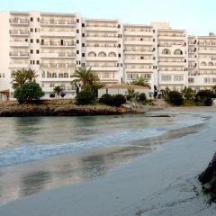 Отель Barceló Ponent Playa пляж