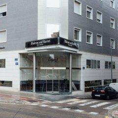 Отель Malcom and Barret Валенсия парковка