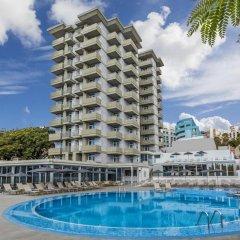 Отель Allegro Madeira-Adults Only Португалия, Фуншал - отзывы, цены и фото номеров - забронировать отель Allegro Madeira-Adults Only онлайн бассейн фото 2