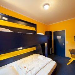 Отель Bedn Budget Cityhostel Hannover комната для гостей фото 3