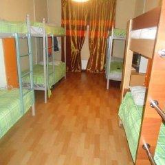 Парк Хостел Новосибирск комната для гостей фото 3