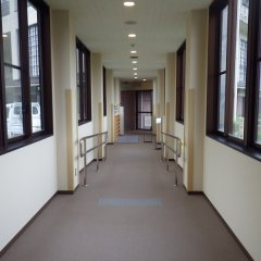 Отель Gokan Resort Ushidake Тояма интерьер отеля