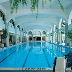 Отель Fairmont Banff Springs бассейн фото 2