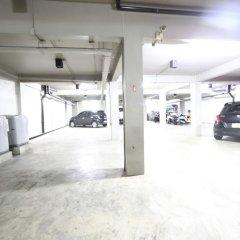 Отель Baanduangkamol Бангкок парковка