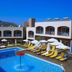 Eurohotel Katrin Hotel & Bungalows – All Inclusive бассейн фото 2