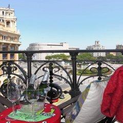 Hotel Ginebra Барселона балкон