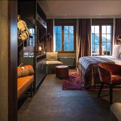 Отель HUUS Gstaad Швейцария, Занен - отзывы, цены и фото номеров - забронировать отель HUUS Gstaad онлайн фото 3