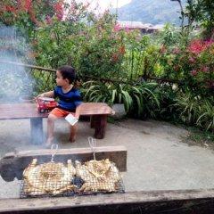 Отель Tavan Ecologic Homestay Вьетнам, Шапа - отзывы, цены и фото номеров - забронировать отель Tavan Ecologic Homestay онлайн бассейн фото 3