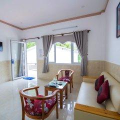 Отель Hanh Ngoc Bungalow комната для гостей фото 3