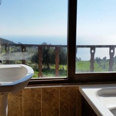Yediburunlar Lighthouse Турция, Патара - отзывы, цены и фото номеров - забронировать отель Yediburunlar Lighthouse онлайн ванная фото 2