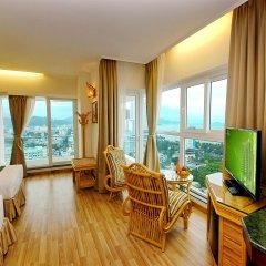 Green World Hotel Nha Trang Нячанг комната для гостей