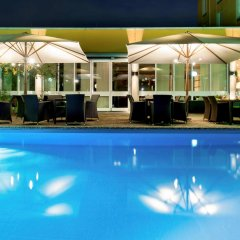 Mercure Hotel Berlin City West бассейн