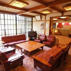 Отель Ryokan Hana to Nagomi No Yado Sankouen Минамиогуни интерьер отеля