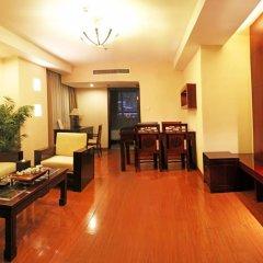 Отель Royal Court Hotel Китай, Шанхай - отзывы, цены и фото номеров - забронировать отель Royal Court Hotel онлайн комната для гостей