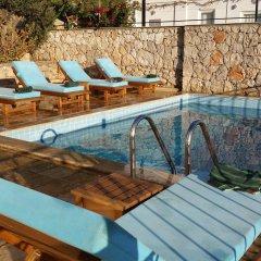 Kalkan Village Турция, Патара - отзывы, цены и фото номеров - забронировать отель Kalkan Village онлайн бассейн фото 2