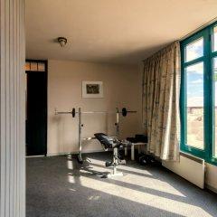 Отель Aegean Blue Villa фитнесс-зал