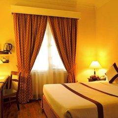 Du Parc Hotel Dalat сейф в номере