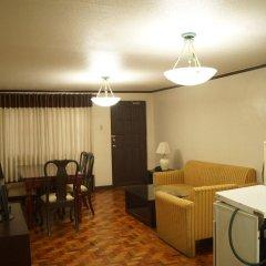 Отель El Rico Suites Филиппины, Макати - отзывы, цены и фото номеров - забронировать отель El Rico Suites онлайн комната для гостей