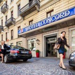 Concord Hotel парковка