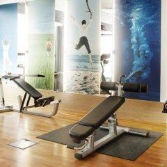 Отель Scandic Espoo Эспоо фитнесс-зал фото 4