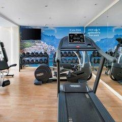 Отель NH Sanvy Испания, Мадрид - отзывы, цены и фото номеров - забронировать отель NH Sanvy онлайн фитнесс-зал фото 3