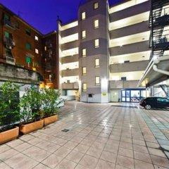 Отель Motel Autosole 2 Милан городской автобус