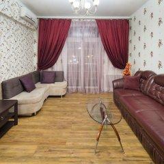 Апартаменты MosApts Apartment at Kiyevskaya комната для гостей фото 4