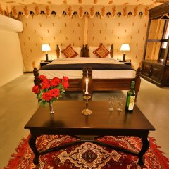 The Sher Garh Resort in Sawai Madhopur, India from 136$, photos, reviews - zenhotels.com