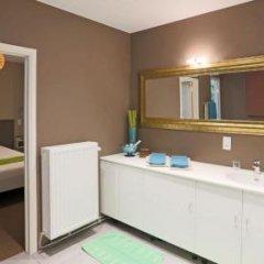 Отель Aparthotel Liège Бельгия, Льеж - отзывы, цены и фото номеров - забронировать отель Aparthotel Liège онлайн ванная