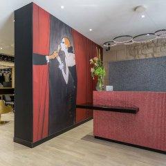 Отель Les Bulles De Paris Франция, Париж - 1 отзыв об отеле, цены и фото номеров - забронировать отель Les Bulles De Paris онлайн интерьер отеля фото 3