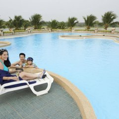 Отель Pattana Residence бассейн