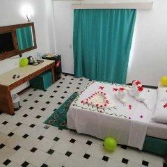 Отель Bella Rose Aqua Park Beach Resort комната для гостей фото 3