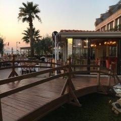 Отель Ra Butik Otel Пелиткой бассейн