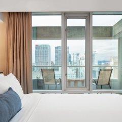 Отель Delta Hotels by Marriott Vancouver Downtown Suites Канада, Ванкувер - отзывы, цены и фото номеров - забронировать отель Delta Hotels by Marriott Vancouver Downtown Suites онлайн
