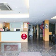 Отель Oyo 256 My Hotel Kl Sentral 2 Малайзия, Куала-Лумпур - отзывы, цены и фото номеров - забронировать отель Oyo 256 My Hotel Kl Sentral 2 онлайн интерьер отеля фото 2