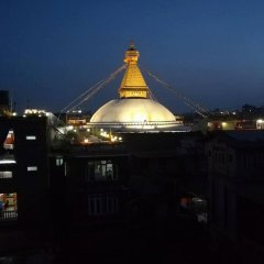 Отель Lotus Gems Непал, Катманду - отзывы, цены и фото номеров - забронировать отель Lotus Gems онлайн приотельная территория фото 2